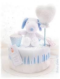 Gâteau Snoopy
