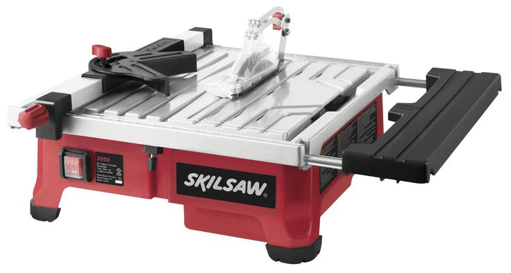 SKIL 3550-02 7-Inch Wet Tile Saw with HydroLock Water Containment System - - Amazon.com