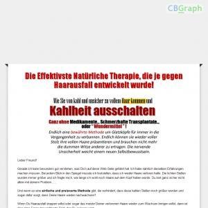 [GET] Download Naturliche Haarausfall Behandlung - German Bonus! : http://inoii.com/go.php?target=smhprog