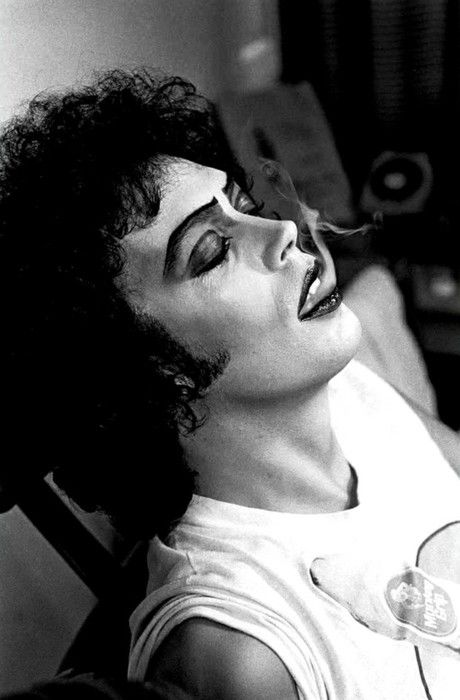 OK, so Tim Curry never portrayed a vampire (to the best of my knowledge) but he *was* a transvestite mad scientist from the planet Transsexual. That counts for something. And what a great voice!