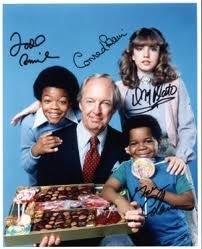 Different Strokes a 30 minute tv show of the 80's.