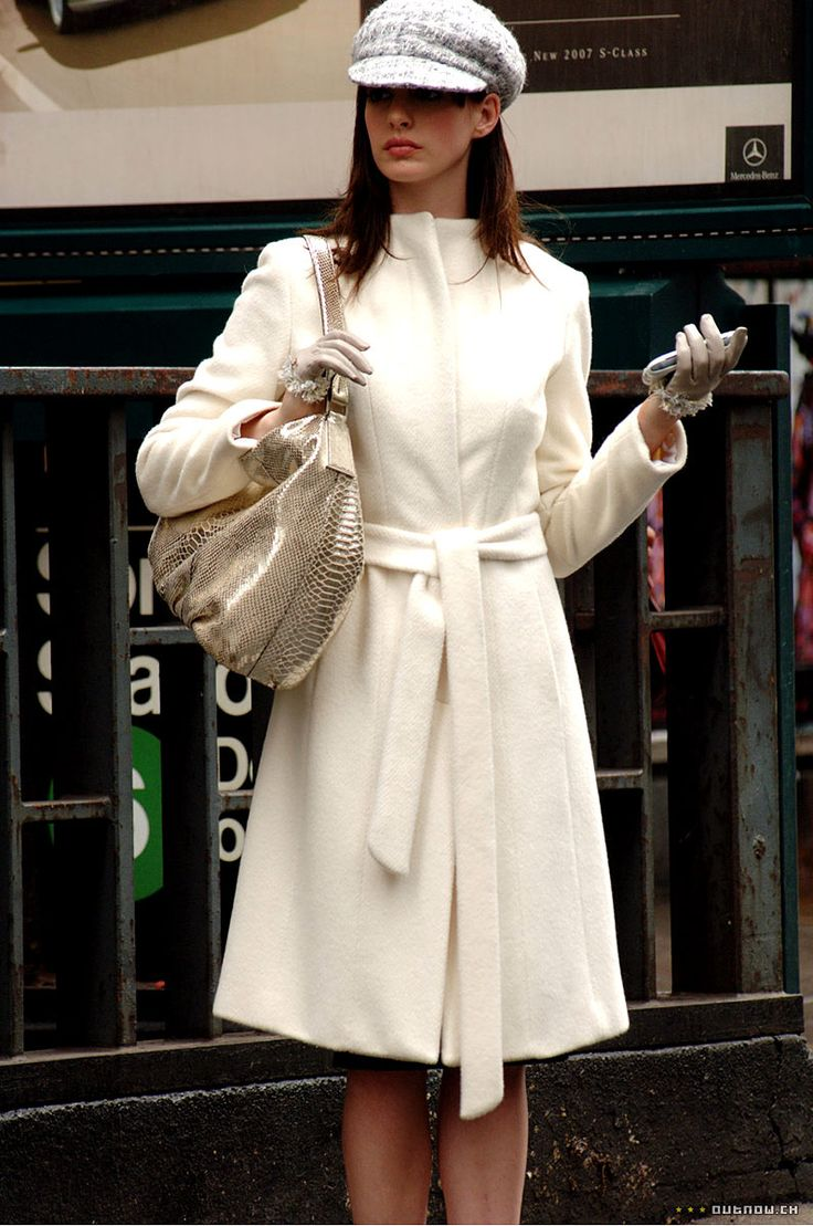Estilo chick flicks Miss Vogue
