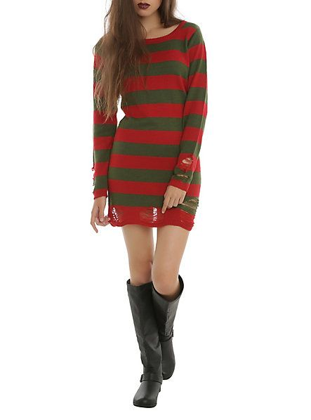 freddy krueger dress costume