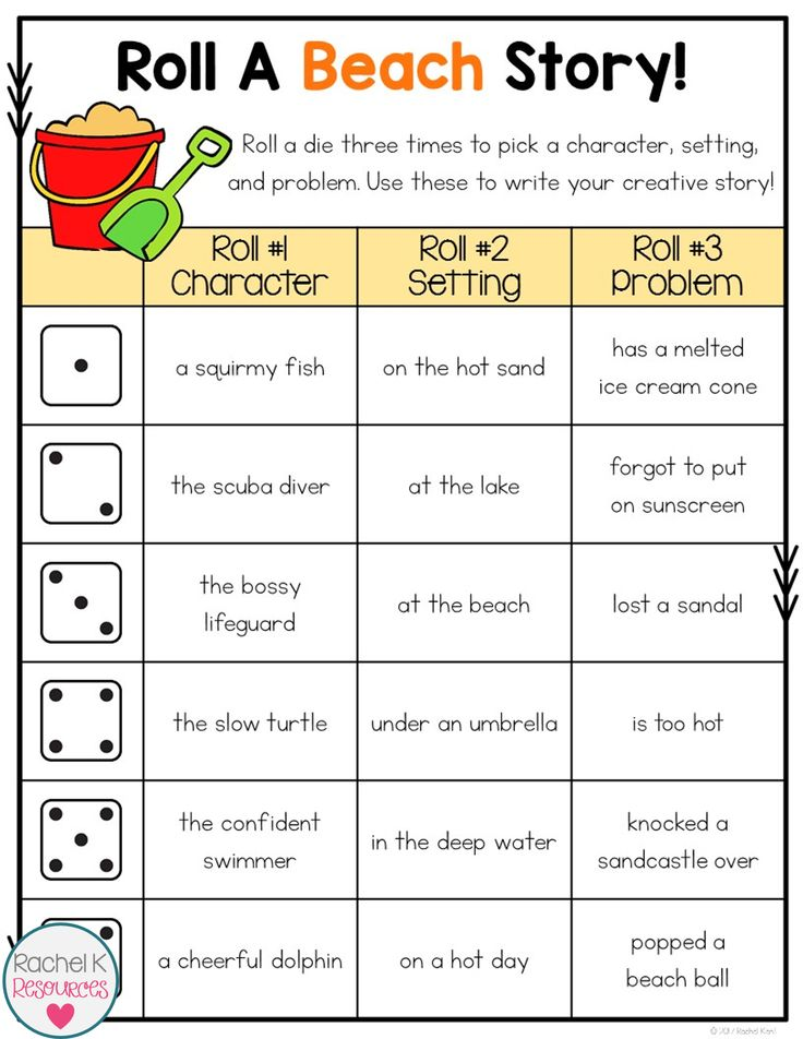 These roll a story boards will get students writing creatively all year long! There are 25 seasonal and themed boards that are packed with creative story starters! Use these in writing centers, in writing workshop, or for early finishers. Graphic organizers and writing paper are included!