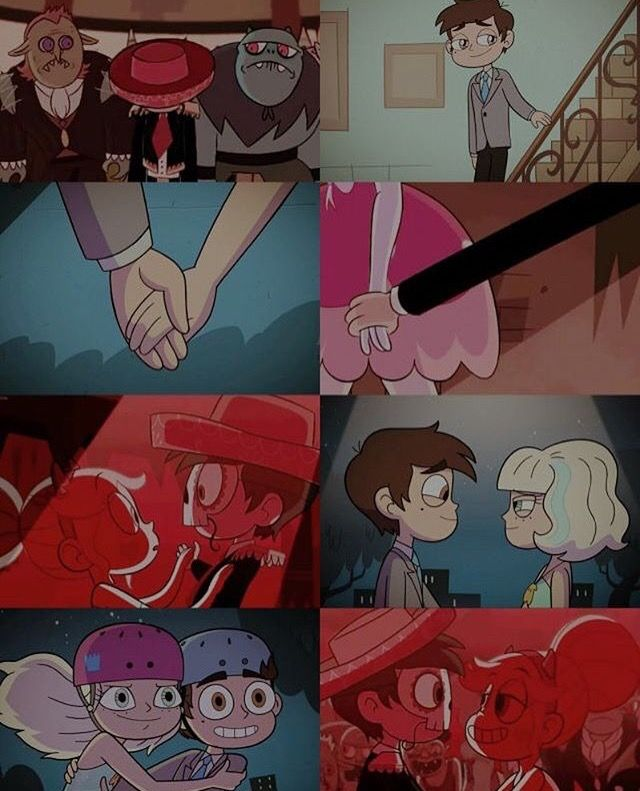 I hate Marco and Jackie so much. She needs to stay away from him. He belongs to Star. I mean come on we see in that episode that when he kisses her he sees the blood moon. That's because his and Star's souls are intertwined.