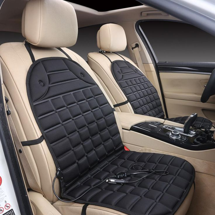 Warm Car Seat Covers 12V Electric SeatHeating Pad