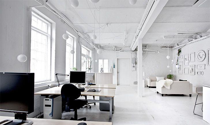 Indretning af retorik firmas kontor - WhatWeDo Copenhagen