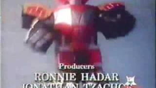 Power Rangers - Intro - Español Latino, via YouTube.