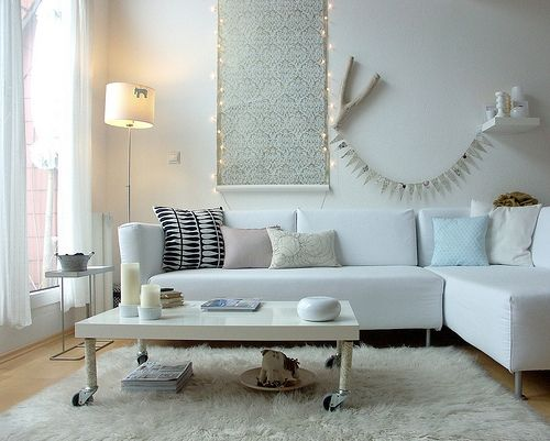 Amazing Small Apartment Decorated With Ikea Furnituregreat Job Done