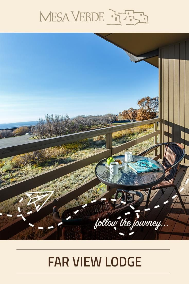Get more from your visit by staying at Far View Lodge - the only lodging that's inside Mesa Verde National Park and features rooms with spectacular views.