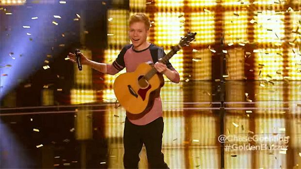 'AGT': DJ Khaled Gives Golden Buzzer To Singer Chase Goehring After 'Vulnerable' Original Performance https://tmbw.news/agt-dj-khaled-gives-golden-buzzer-to-singer-chase-goehring-after-vulnerable-original-performance  Chase Goehring is moving on up! The 'America's Got Talent' contestant received the Golden Buzzer from guest host DJ Khaled on July 25 after opening up to the audience with an amazing original song.DJ Khaled has given his stamp of approval on 21-year-old America's Got Talent…