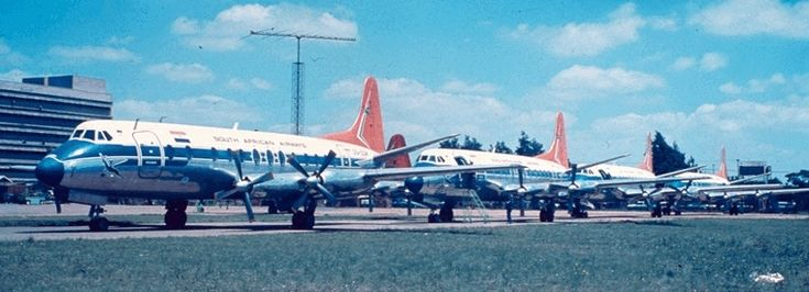 South African Airways Vickers Viking