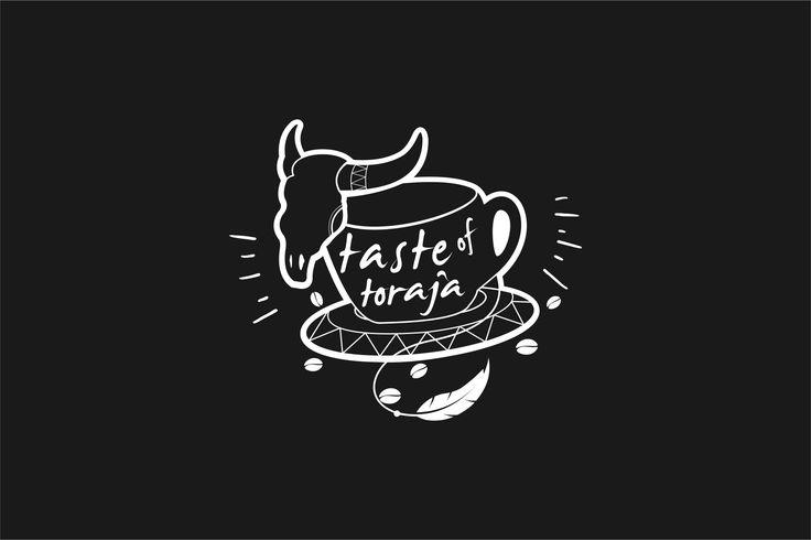 Kopi toraja logo indonesia #logo