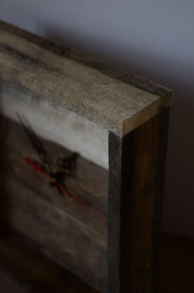 Wooden clock #belodedworkshop