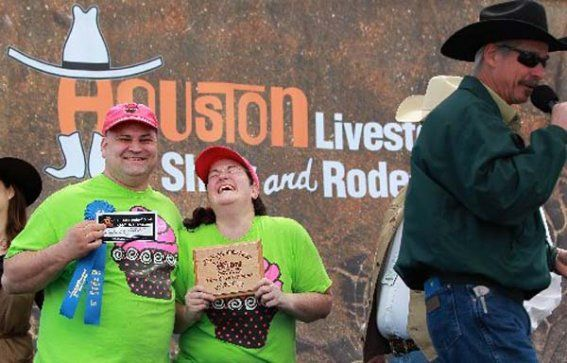 Click to see winners of RodeoHouston's 2014 Gold Buckle Foodie Awards on Chron.com.
