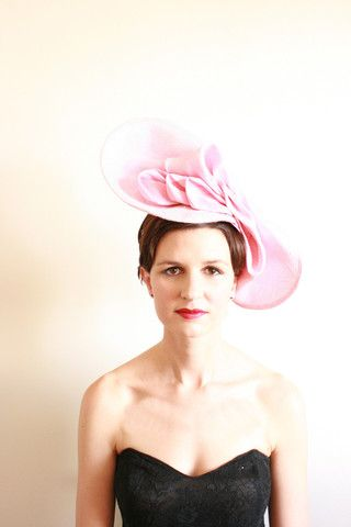 """Natalie Chan Couture millinery, """"Reverencia"""""""