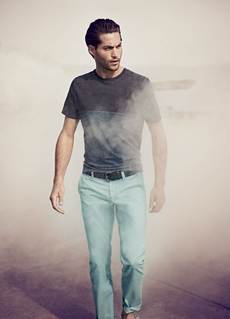 Bleached Jeans - Alberto