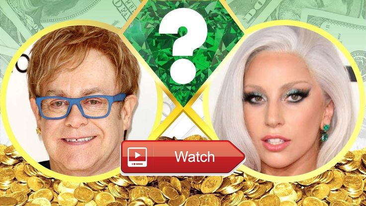 WHOS RICHER Elton John or Lady Gaga Net Worth Revealed 17  Who's worth more How much money do Elton John and Lady Gaga have We reveal their net worth and see who's the riches
