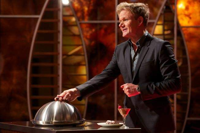 The 10 best TV chefs, ranked by their shows and their restaurants ~ Gordon Ramsay   5. Gordon Ramsay Shows: Hell's Kitchen, Kitchen Nightmares, Masterchef, and more Restaurants: Nearly 30, including Restaurant Gordon Ramsay, Petrus, and Savoy Grill