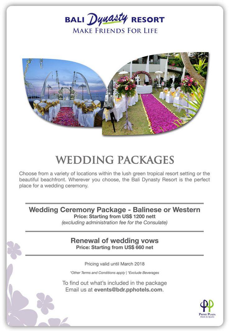 #BaliDynastyResort #WeddingPackage #BaliPlusMagazine #BaliMagazine #BaliPlus #Magazine #Bali