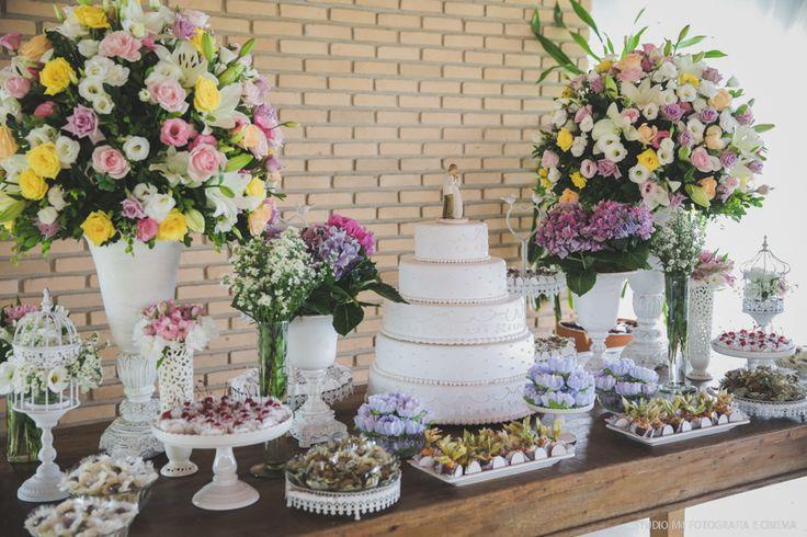 Um casamento de fé – Amanda