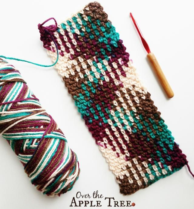 How to do Color Pooling in Crochet: So What Is Color Pooling?