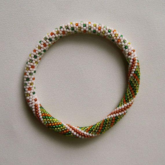 Bead Crochet Pattern  Little Dots and by WearableArtEmporium, $7.50