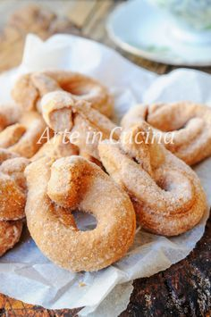 Taralli ginger and lemon cookies fast vickyart art in the kitchen