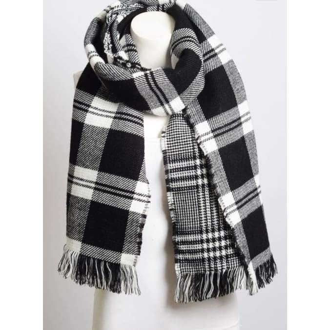 New Scotland Cashmere wool soft Scarf Ladys Shawl plaid classics Grils gift