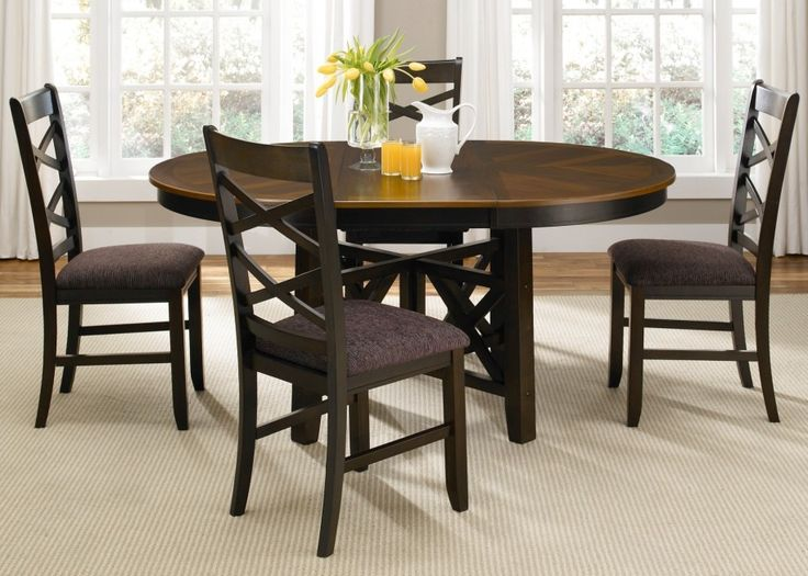 Elegant Bistro II Five Piece Oval Table And Side Chair Dining Set By Liberty  Furniture   Knoxville Wholesale Furniture   Dining 5 Piece Set Knoxville,  Tennessee