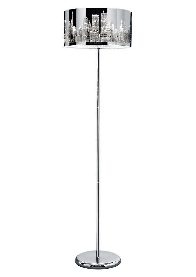 moderne stehlampe. Black Bedroom Furniture Sets. Home Design Ideas