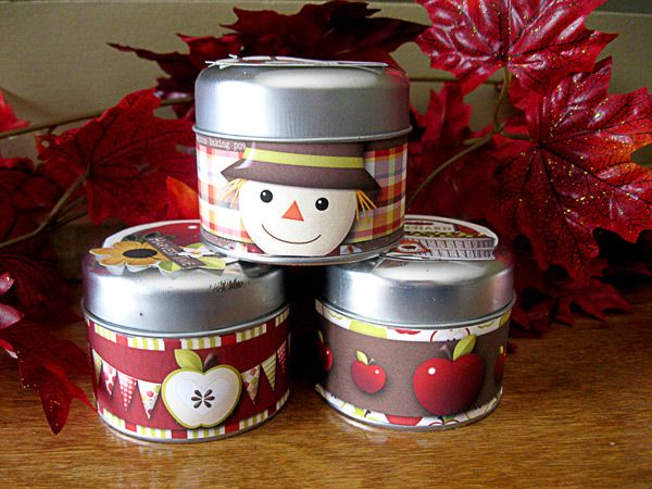 17 best images about christmas tins on pinterest for Decorating tins for christmas