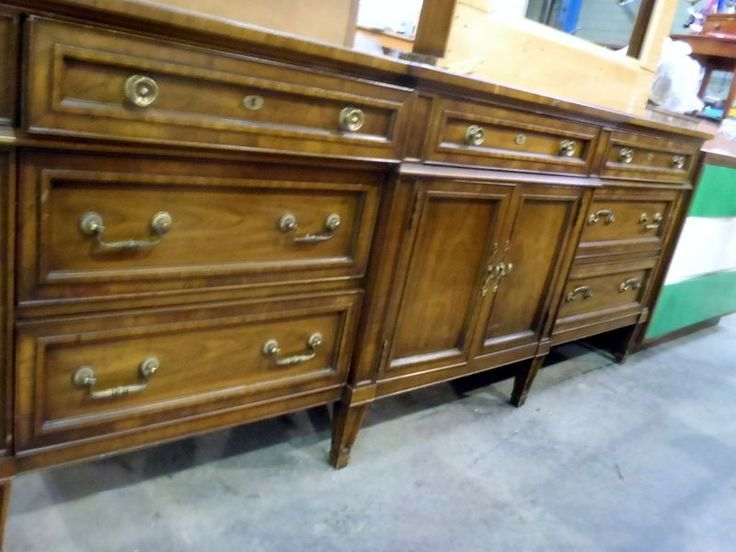 Florence Dresser From The Vintage