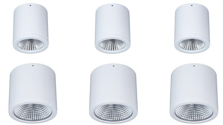 Button Mini – Ljusstarka och väl avskärmade minidownlights