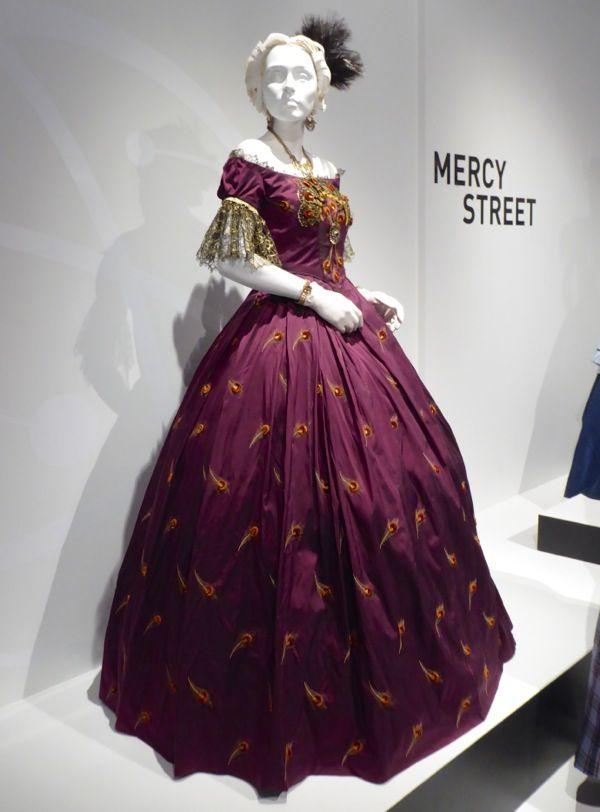 Jane Green Mercy Street gown