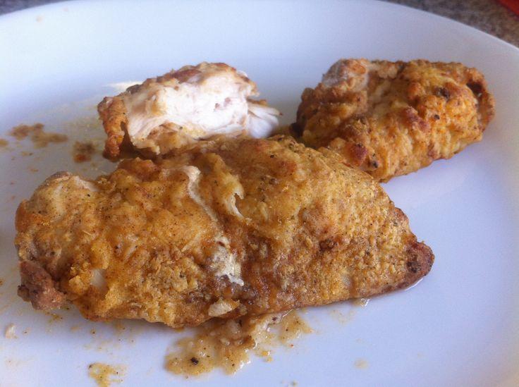 how to make kfc type crispy chicken