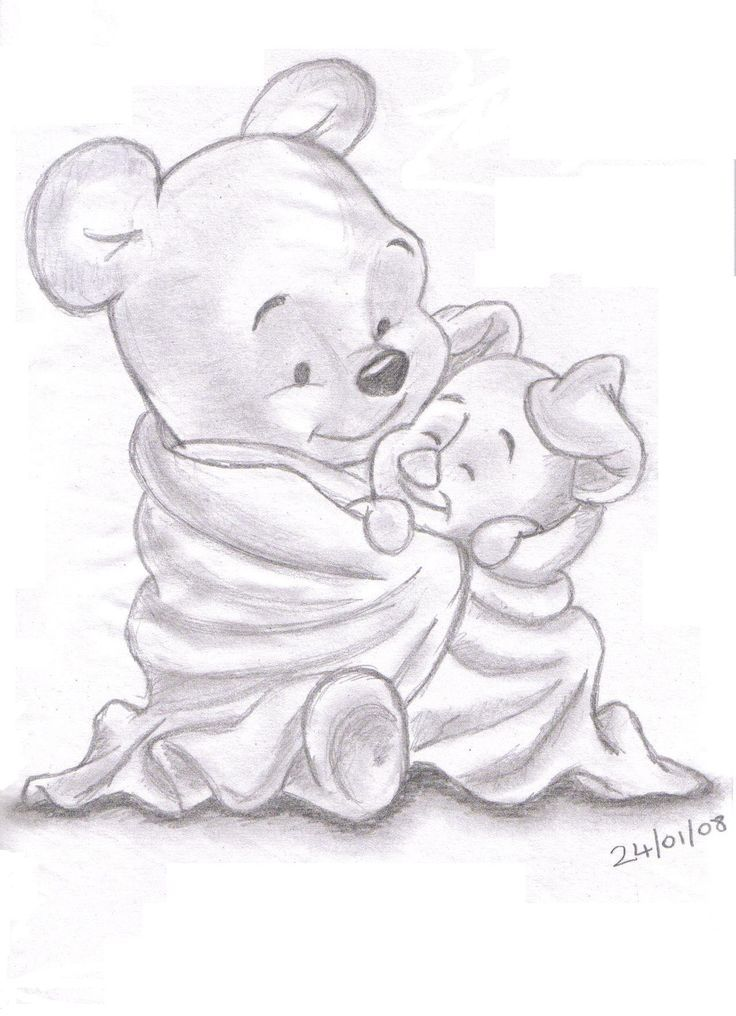 disney sketch art 11
