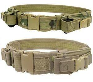 Tactical Gear Belt