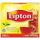 Our Teas: Lipton® Tea