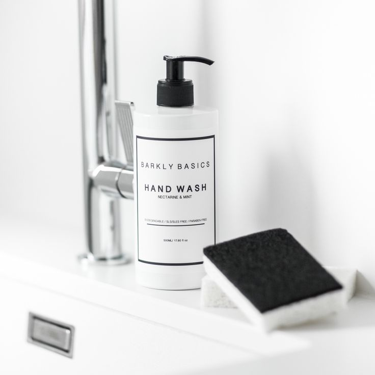 Designstuff offers a wide range of exclusive kitchen accessories including this eco-friendly and super good looking dish detergent by Barkly Basics.