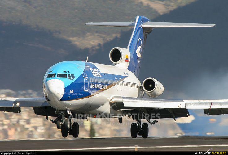 TAME Boeing 727-100 HC-BLE Ecuador - Quito - Mariscal Sucre (UIO / SEQU)