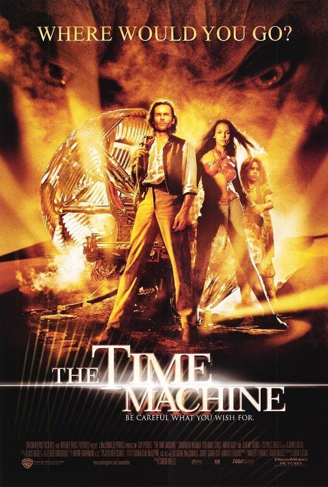 Pin On The Time Machine 2002 720p Bluray Org Dual Audio In Hindi