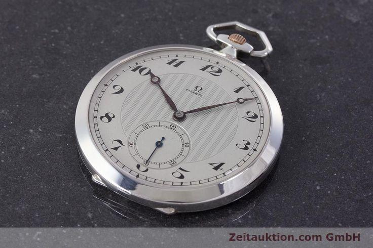 Omega Taschenuhr Silber Handaufzug Kal. 35.5L   160360   Zeitauktion jetzt neu! ->. . . . . der Blog für den Gentleman.viele interessante Beiträge  - www.thegentlemanclub.de/blog