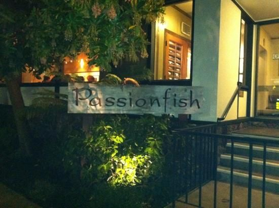 Passionfish-701 Lighthouse Ave. in Pacific Grove, CA.  Always tasty...never disappointed.