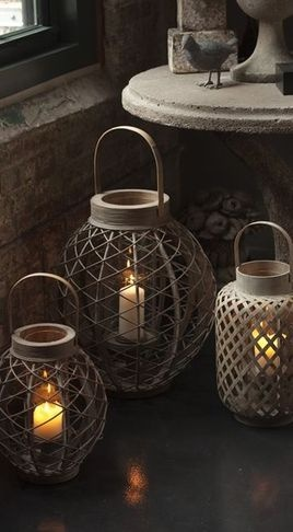 Traditional Plants, Pots and Indoor Fountains