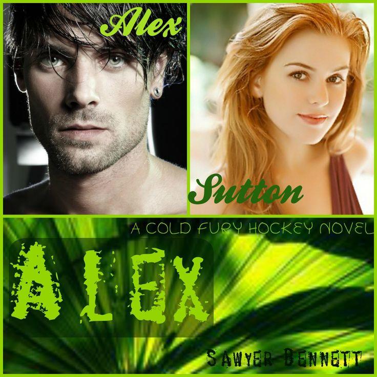 Alex/ Sawyer Bennett