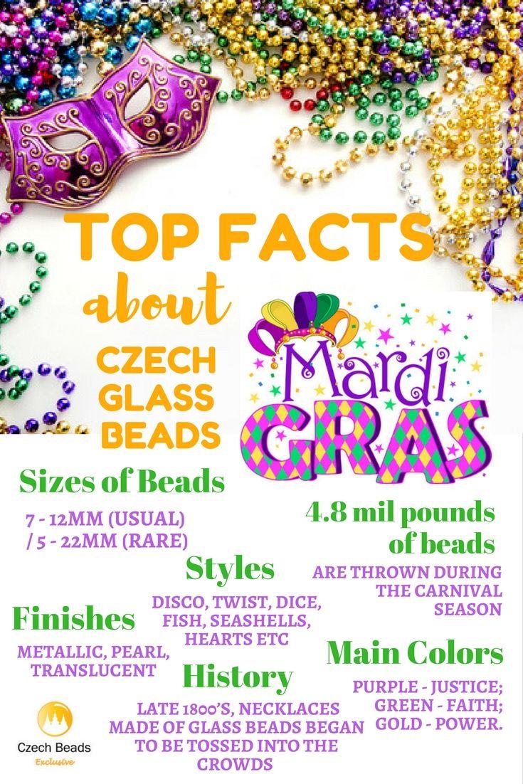 What do mardi gras necklaces mean