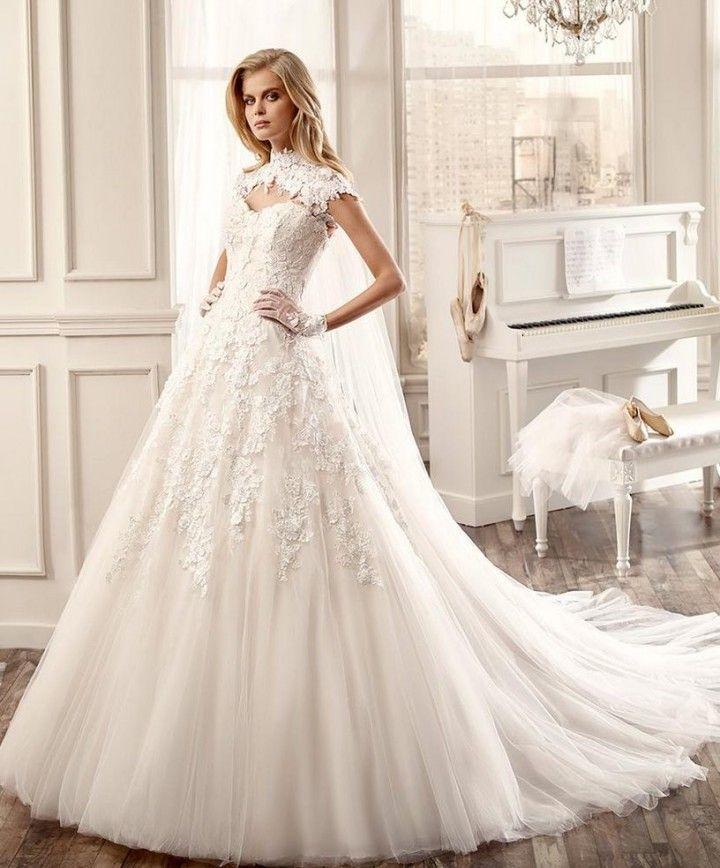 Elegant Nicole Spose Wedding Dresses 2016