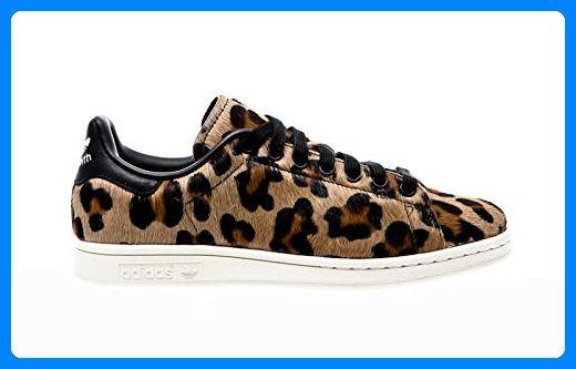 Adidas Stan Smith, core black/core black/chalk white, 9,5 - Sneakers für frauen (*Partner-Link)