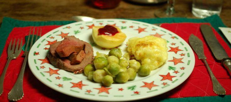 Kerstmenu; Super snel en makkelijk – met stappenplan | Eenvoudige en lekkere recepten voor smaakvol koken en bakken